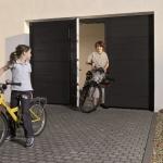 דלתות חניה ביתיות 1